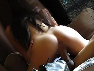 Cheating Girlfriend Caught Banging Boy-toy On Ttape