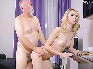 Anal, Couple, Daughter, Pain