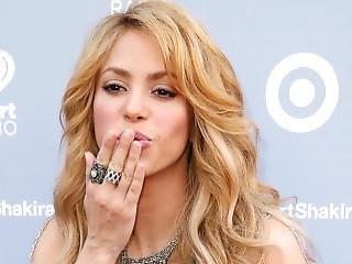 Shakira Jerk Off Challenge To The Beat (metronome)