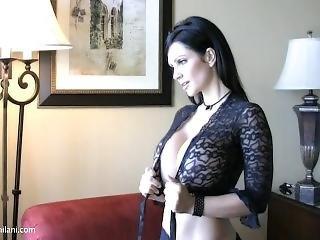 Denise Milani See Through