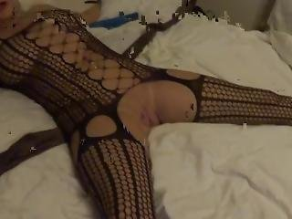 Tied Bed Bodystocking