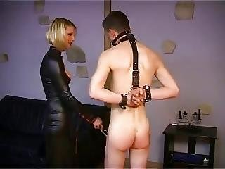 Dominatrix, Femdom, French, Young