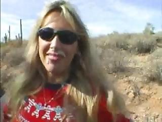 Side Of The Road Blowjob And Swallow
