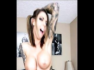 Karma Rx With A Huge Cock In Her Ass. Anal