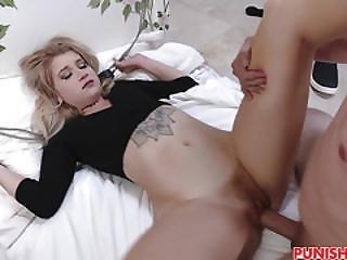 Fucking Blonde Arya Faye Very Hard