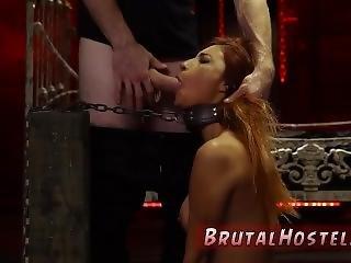 Blow Job Trainer Bondage First Time Poor Tiny Jade Jantzen, She Just