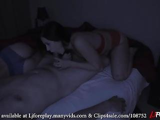 Getting Blown By Your Gf Sister - Ljforeplay