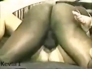 Wife Begs Black Guy To Cum In Her While Husband Says No