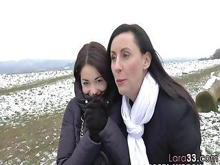 Mature Euro Pussylicking Gorgeous Glam Teen
