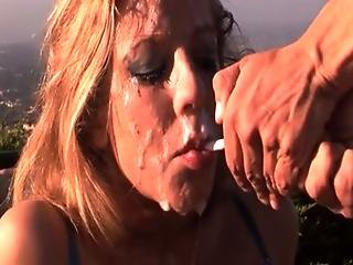 Ass, Blonde, Cigarette, Cum, Fucking, Oral, Puke, Slut, Whore