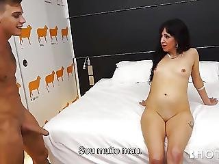 Blowjob, Milf, Old, Pussy, Spanish