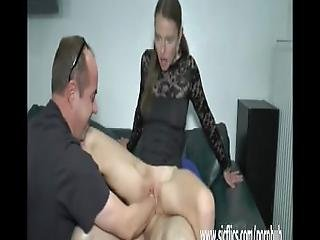 Extreme Teen Double Fisting And Cock Fuck