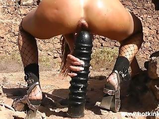 πρωκτικό, μεγάλο βυζί, μελαχροινή, δονητής, Kinky, πορνοστάρ