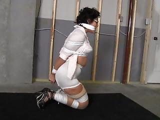 Enchantrss Sahrye Bound And Gagged