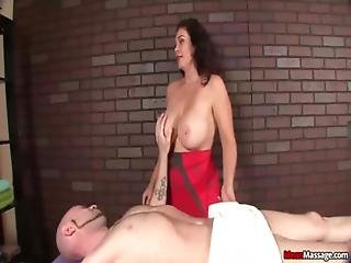 Ass To Mouth, Boob, Busty, Dick, Femdom, Handjob, Jerking, Massage, Milf, Mistress, Slave
