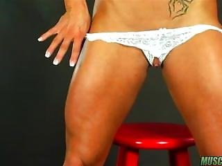 Muscled Lady Video
