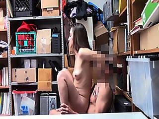 Lily Jordans Teen Pussy Fucked On Top Of The Lp Officer
