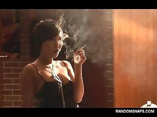 asiati, kouření