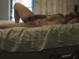 Caitlin Baker - Her Bedroom Window