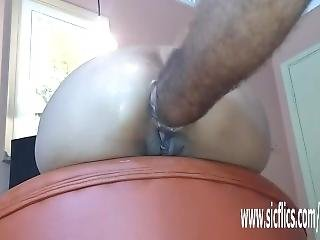 Anal Fisting And Xxl Insertions Amateur Latina