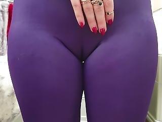 Anyah Kataleya Wet Pants Multi Squirting Purple Rain Orgasm