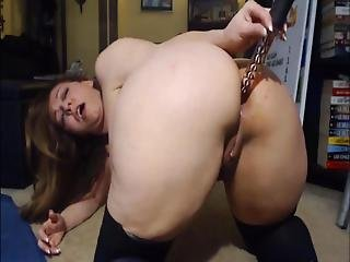 Milf Like To Fuck Both Holes