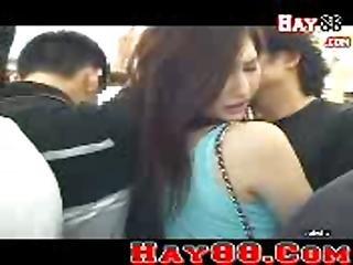 Clip Sex Cua Azumi Mizushima Lam Tinh Tren Xe Bus
