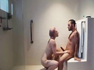 Fucking The Gym Teacher In The Girls Lockerroom