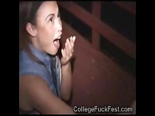 College Fuck Fest 17 - Who Is This Girl