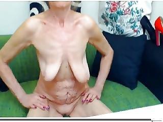 Granny, Voyeur, Webcam