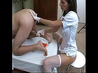 Enfermeira, Esperma