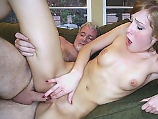 Filthy Daughters Alexa Grace And Molly Manson Get Swapped And Screwed In Foursome