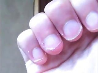 Compilation O� Je Ronge Mes Ongles En 2014 (1) Nails Biting Compilation
