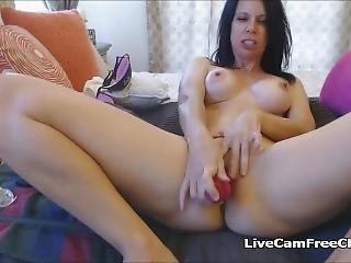 Sexy Teen Had A Masturbating Madness