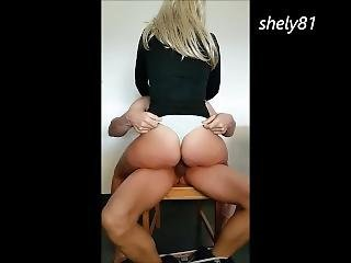 Real Homemade Sex, She Reaches Her G Spot And Experiences Her Real Orgasm