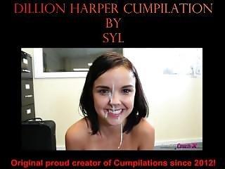 Dillion Harper Cumpilation