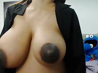 gros sein, gros seins naturels, seins, juteux, tapette, naturel, seins naturels, preggo, webcam