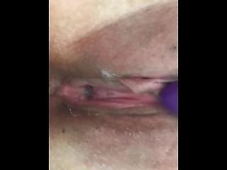 Creampie Masturbation Finale
