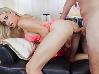 Nikki Vicious Gets Her Cute Ass Slammed