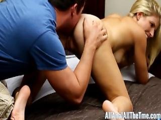 Blonde Milf Cory Chase Takes It Up The Ass For All Anal