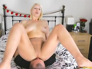 Shay Fullweight In Pantyhose