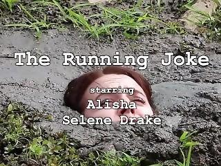 The Running Joke, Starring Selene Drake And Alisha (trailer)