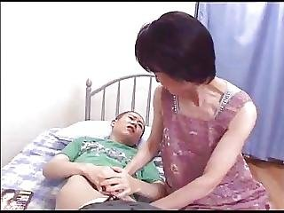 Pervert Mom With Boy