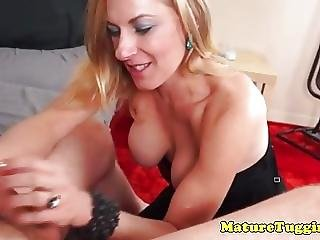 Bigtitted Milf Madison Paige Jerking Pov