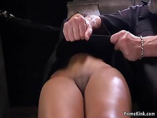 bdsm, bondage, ebenholtssvart, fetish, klavbinda, bunden