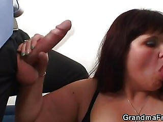 Mature Slut Is A Cock Queen
