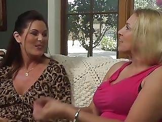2 Beautiful Mature Women