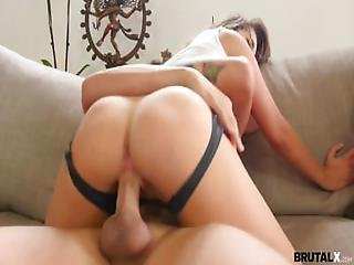 Twerk Slut Fucked By A Stepbro