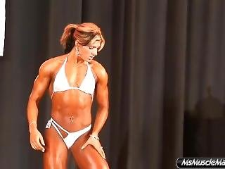 Ms Machine Posing Routine