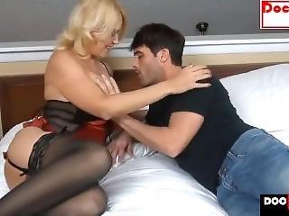 rompe, stor rompe, stor pupp, blond, fantasi, knulling, hardcore, hott mor, milf, mor, ung